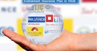 Endowment Insurance Plan in Hindi