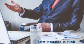 Term Insurance in Hindi